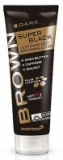 Brown Super Black Very Dark HOT Bronzing Lotion 125 ml