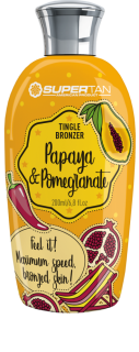 Super Sensations Papaya Pomegranate 200 ml