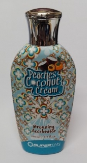 Super Sensations Peaches Coconut Cream 200 ml